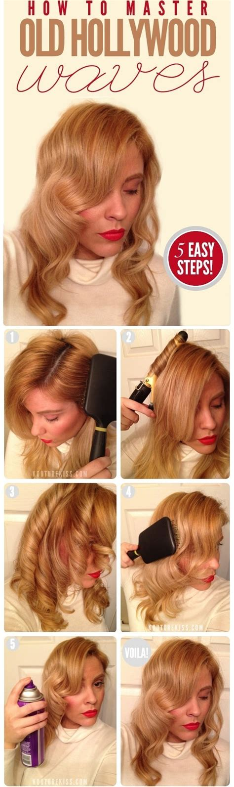 diy vintage big hairstyles 30 diy vintage hairstyle tutorials for short medium long