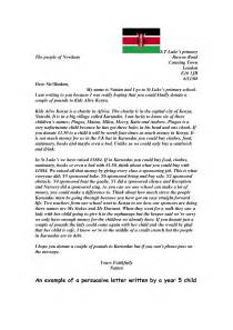 persuasive letter template ks2 best photos of persuasive writing sles of letters