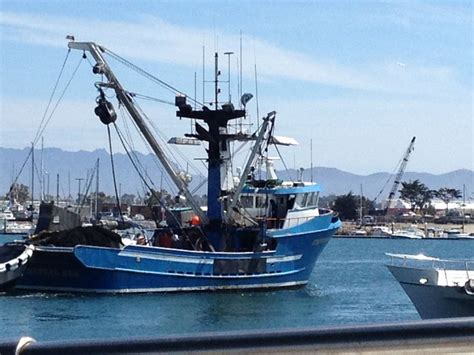 channel islands boat commerical fishing boat channel islands harbor and the