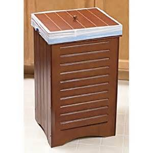superior Wooden Kitchen Trash Cans #1: 51P5T-y4Q%2BL._SY300_.jpg