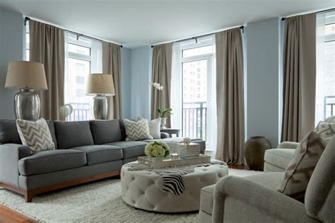 park avenue apartment shocks with stunning wall mural park ave apartment transitional living room new york