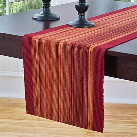 bed bath and beyond table runners barrington table runner bed bath beyond