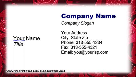 free templates for business card composers free printable business card templates adktrigirl