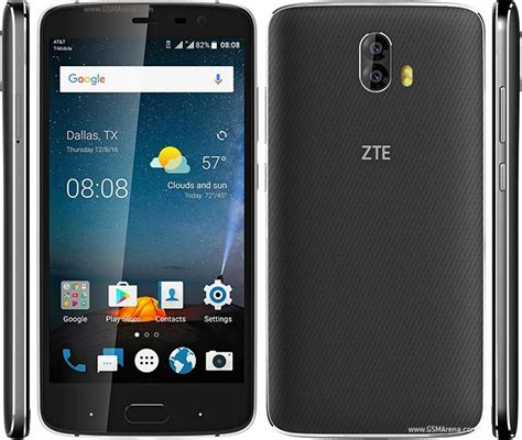 Hp Zte A1 zte blade v8 pro pictures official photos