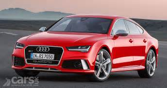 2015 audi rs7 facelift pictures cars uk