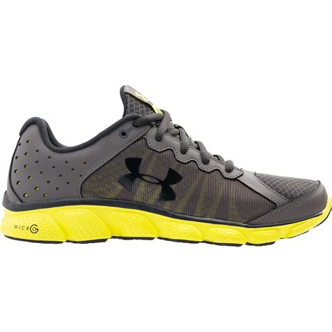 Jual Armour Micro G on sale armour micro g assert 6 shoes up to 40