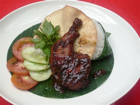 Ayam Bakar Bumbu Kecap Depok Jakarta spicy chicken recipe