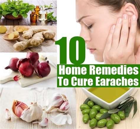 top 10 diy home remedies to cure earaches diy home things