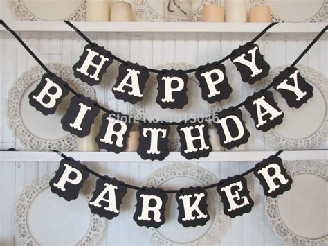 custom birthday banners best business template