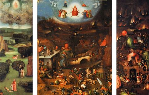 bosch poster set px 3836542978 hieronymus bosch kunstwerken van de kunstenaar
