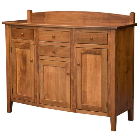Buffets Furniture by Amish Buffets Sideboards Amish Furniture Shipshewana