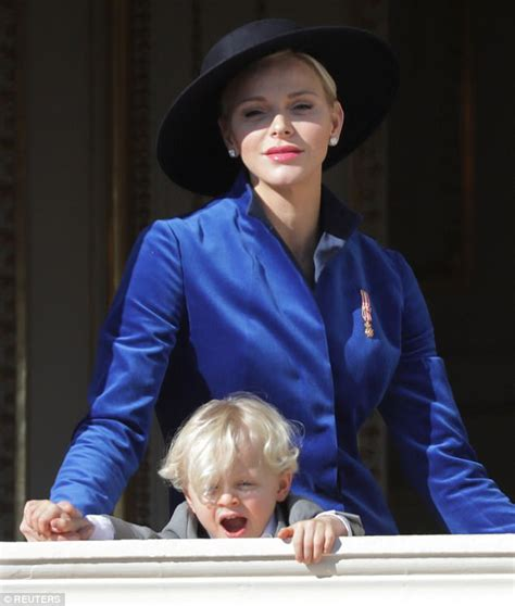 What Causes Feeling Weak And Shaky While Detoxing by Princess Charlene Is Glamorous On National Day Of Monaco
