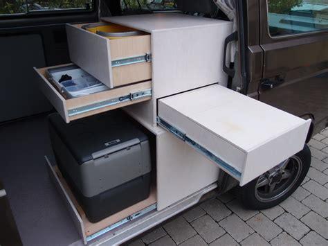 custom kitchen cabinet drawers custom kitchen cabinet with drawers vanagon hacks mods