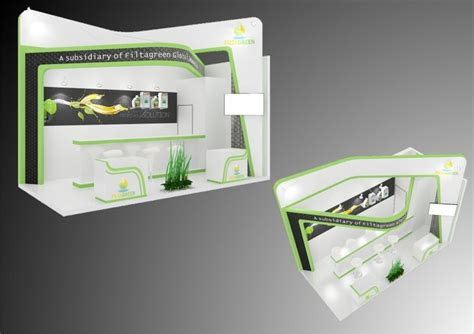 booth design jeddah exhibition booth mi pasion stands pinterest