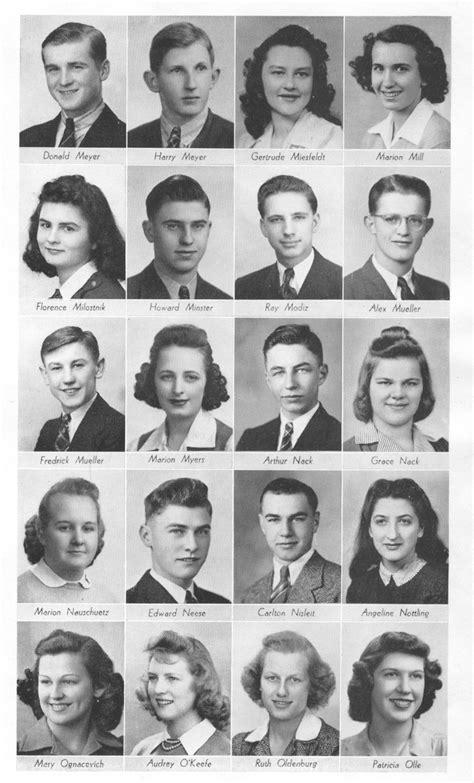 1942 Sheboygan Central High School Yearbook
