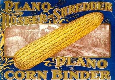 a history of corn beginnings and tall tales of farming