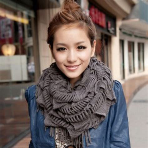 bufandas 2015 tejidas bufandas tejidas 2015 imagui
