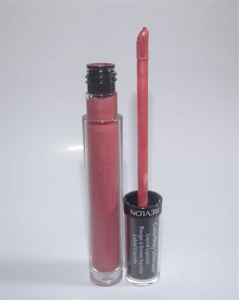 Lipstik Revlon Colorstay Ultimate Liquid revlon colorstay ultimate liquid lipstick review