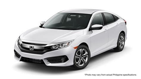 honda civic philippines the typical honda cars philippines officially