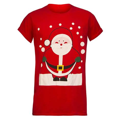 Noel T Shirt by Mens T Shirt Novelty Womens Unisex Santa