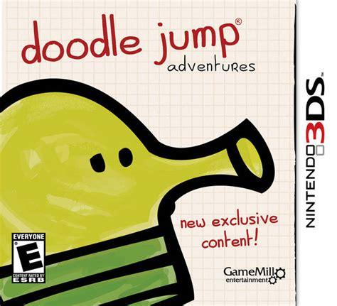 doodle jump quiz doodle jump adventures 3ds