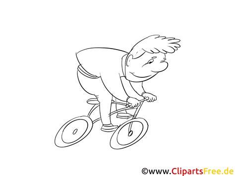 fahrradrennen bild zum ausmalen gratis