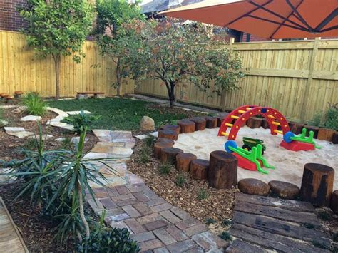 sand backyard ideas let the children play just add sand