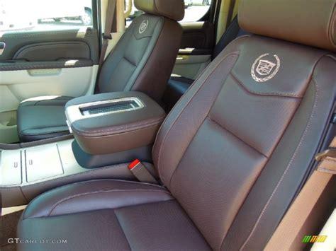 2013 Cadillac Escalade Interior by Cocoa Light Linen Interior 2013 Cadillac Escalade Esv