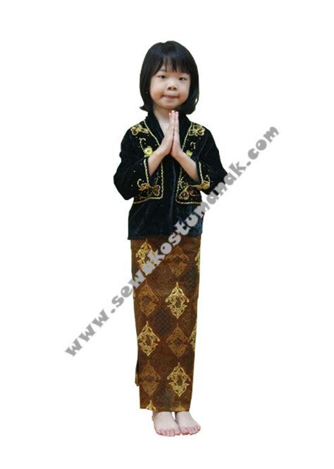 Kebaya Adat Sunda Anak pakaian adat jawa kebaya anak sewa kostum anak