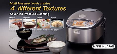 Jual Zojirushi Rice Cooker by Zojirushi Singapore