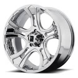 17 Inch Chevy Truck Wheels 17 Inch Chrome Wheels Rims Chevy 2500 3500 Dodge Ram Ford