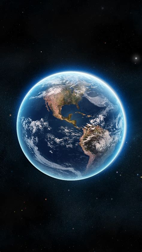 ipad wallpaper planet earth earth the blue planet iphone 5s wallpaper download
