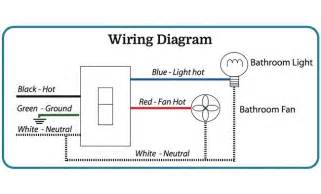 light timer switch wiring diagram