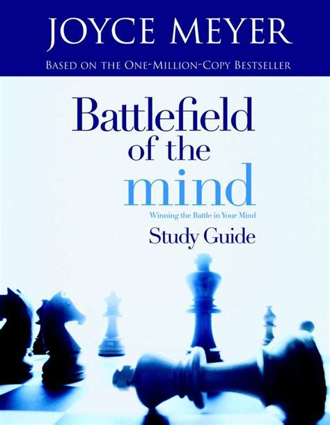 battlefield of the mind study guide winning the battle in your mind books sks bookstore