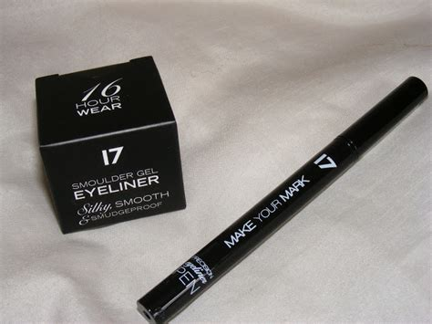 Silky Gel Liner 17 smoulder smooth silky gel eyeliner review glam radar