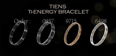 Ti Energy Bracelet Tiens Gelang Kesehatan Titanium Pria 1 pengobatan herbal tienshi indonesia gelang kesehatan