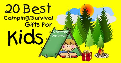 20 Greatest Gifts For by 20 Best Cing Survival Gift Ideas For