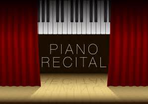 Patterns For Drapes Piano Recital Template Download Free Vector Art Stock