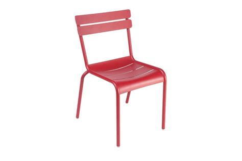 fermob chaise chaise luxembourg fermob