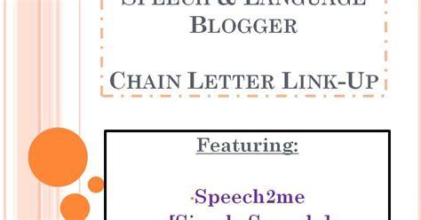 Letter Linker Communication Station Speech Therapy Pllc Slp