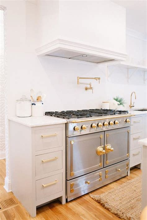 white cabinets with gold hardware kitchens white kitchen hood