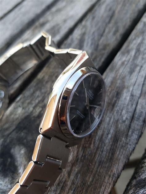 antique l repair near me rolex oysterquartz datejust 1700 art dial watch