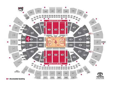 Houston Rockets Toyota Center Houston Rockets Tickets