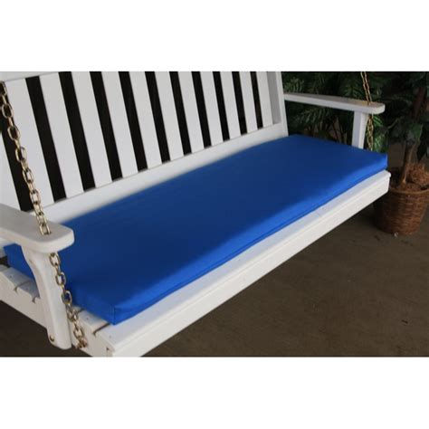 swing bench cushion 6 ft bench porch swing glider outdoor cushion