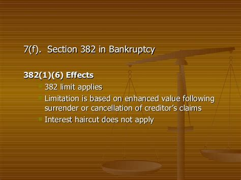 section 382 limitation 27th real estate institute seminar slide show powerpoint