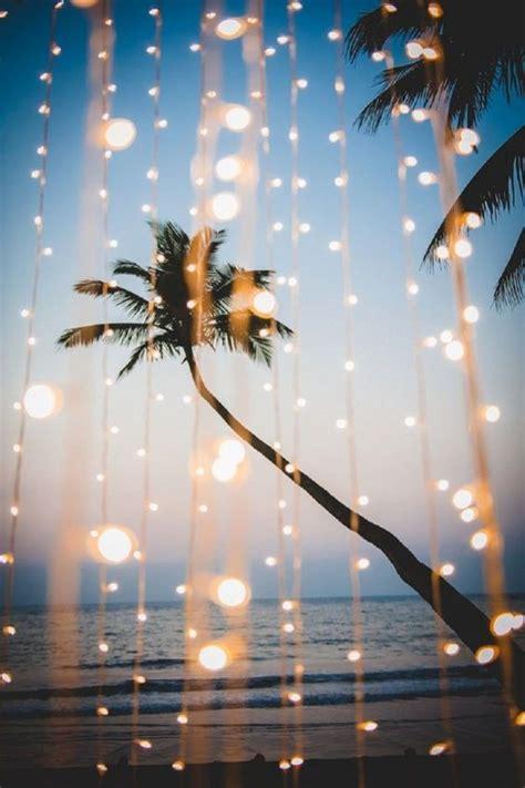 Tropical String Light L i need vitamin sea leather wine