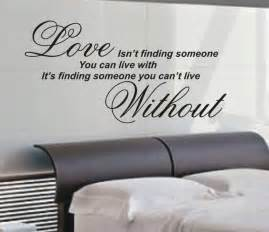 Quote Wall Stickers For Bedrooms decorating bedrooms with wall decals decozilla