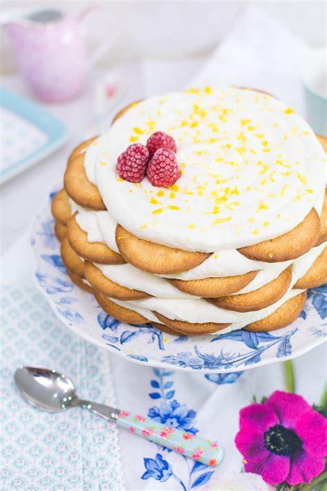 decorar tartas de limon v 237 deo receta en un minuto tarta de lim 243 n y galletas