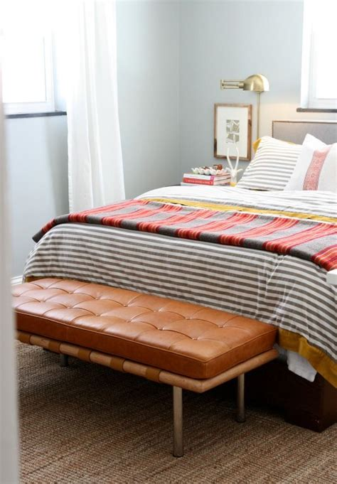 Bed Bench Ikea Lovestreeteats Com   17 best ideas about leather bench seat on pinterest