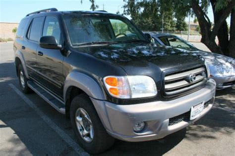 2002 Toyota Sequoia For Sale 2002 Toyota Sequoia For Sale By Owner Sacramento Ca 99